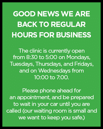 Business Hours for Mobile
